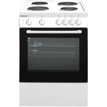 Cocina Philco Electrica 60cm Ec-ph120 Blancas Horno Unica