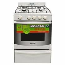 Cocina Volcan 55 Bla 88644v Multigas Autolimpiante 12 Cuotas