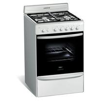 Cocina Longvie Multigas 18501bf Blanca