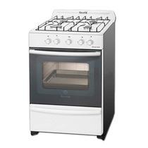 Cocina Escorial Master- Gas - 4 Hornallas- Enlozada