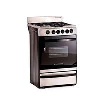 Cocina A Gas Philco Cg-ph555a 55cm Acero Inoxidable
