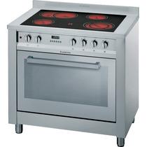 Cocina Electrica Ariston Cp0v9 M 90 Cm.