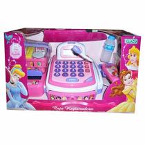 Registradora Supermercado Princesas Tv Ditoys Casa Valente