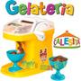 Heladeria Helados De Crema Ice Cream Factory Calesita Tv