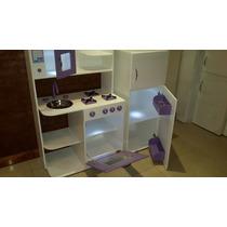 Cocina Infantil + Heladera + Envio Gratis (ver) - P/ Casita