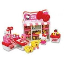 Supermercado Hello Kitty Play Set Caja Luces Y Sonido!!