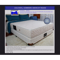 Tienda Suite Mendoza Conjunto Amancay Espuma Ad 160x190