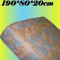 Colchon De Una Plaza Full 190*80*20cm Total Matelasse-21kg!!