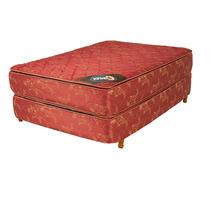 Colchon Con Doble Pllow Resortes Elegance 140*190*30cm