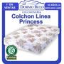 Colchon 1 Pl. Cannon Mod. Princess 20cm Alto Imperdible