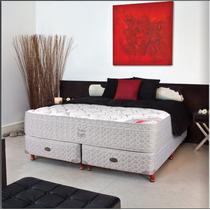 Colchón Springwall Magnetic De Resortes 1,40 X 1,90,en Nuñez