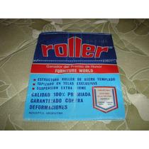 Colchón De Resortes - 80x190 - Roller Ondina.marca Y Calidad