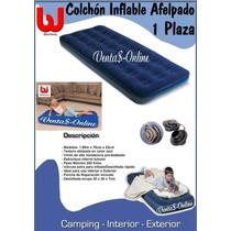 Colchon Inflable Bestway 1 Plaza 1,85 Mm76cmx22cm