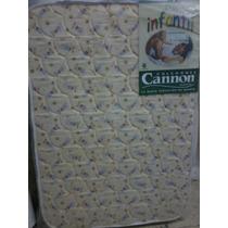 Colchón Cannon Practicuna 100x70x10