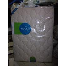 Colchon Topacio Marfil 30kg Densidad 190x140 Envio S/c Caba