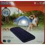 Colchon Inflable 1 Plaza Con Inflador Bestway Camping