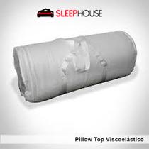 Pillow Top De Espuma Viscoelástica C/ Memoria 180x200 King