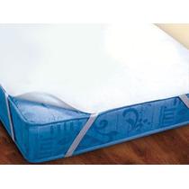 Protector Funda Cubre Colchon Impermeable 1.60 X 1.90 Cm