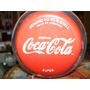Yo Yo Rusell Propaganda Coca Cola Original Vintage 80 Joya!!
