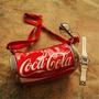 Bolso De Coca Cola En Forma De Lata Importado Divino Unico