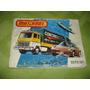 Vendo Catalogo Matchbox Año 1979/80 - Ideal Coleccionistas