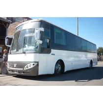 Omnibus Mercedes Benz 1621 Carroceria Metalsur Año 2000