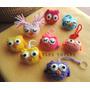 Muñecos Tejidos Al Crochet Amigurumi Llavero Ideal Souvenirs