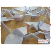 Grullas Origami Decoracion Eventos