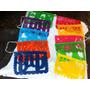 Banderines Mexicanos Con Diseño Tradicional. Guirnaldas.