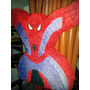 Piñata Spiderman Hombre Araña - Cotillón - Marvel