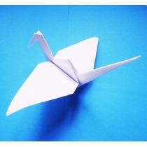 Grullas Papel, Origami, Llevá 10 Y Te Regalo Una 1, Bebés