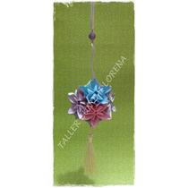 Esfera De Flores Origami