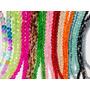 Perlas De Vidrio Superbrillantes 6mm X500 Unidades