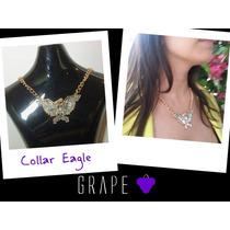 Collar Dorado, Modelo Eagle