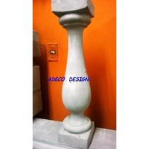 Balaustra Romano 60 Cemento Balaustre Fabrica
