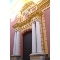 Columna De Cemento Toscana Lisa 2.60 Oferta Fabrica