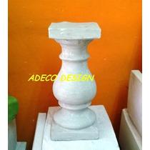 Balaustra 30 Cemento Balaustre Fabrica Adorno
