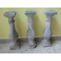 Columnas De Cemento - Balaustras