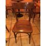 Sillas Estilo Thonet Y Mesas Bar/restaurante