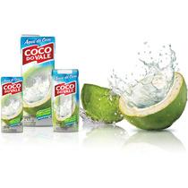 Agua De Coco 1 Litro X 12 Unidades Via Brasil