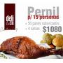 Pernil Pata De Cerdo- Catering - Local A La Calle - Z. Oeste