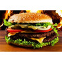 72 Hamburguesas Clasicas (premium) Con Pan + Aderezo Oferta