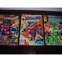 Lote De 3 Comics Spider-man Hombre Araña -revista-