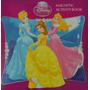 Libro De Actividades Magnético, Disney Princesas