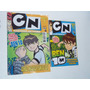 Lote 2 Revistas Nuevas Cartoon Network Ben 10
