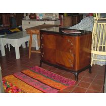 Cómoda Antigua Francesa Petit, Luis Xv, Muy Buen Tamaño.