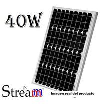 Panel Solar Dinarg 45w Monocristalino Belgrano Gtia 12 Meses