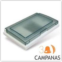 Tapa Y Bastidor Cambre P/intemperie 4 Modulos C/tapa Ip55