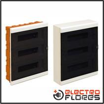 Tablero De Embutir P/ Termicas 48 Modulos Premium Roker 650f