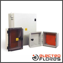 Caja Gabinete Estanco Pvc Roker Ip65 Prg 353 - 310x325x210mm